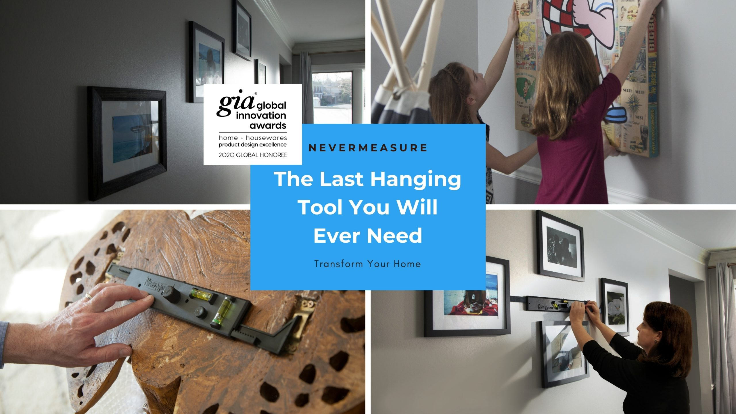NeverMeasure | The Last Hanging Tool You Will Ever Need